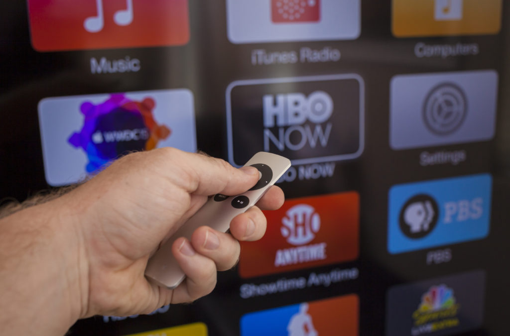 HBO on Apple TV